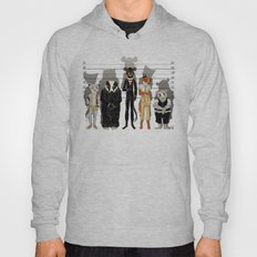 Unusual Suspects Hoody