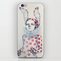 It Is Time iPhone & iPod Skin