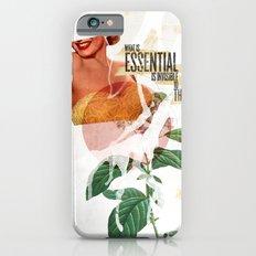 Invisible Essentials iPhone 6 Slim Case