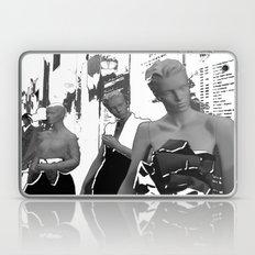 Montreal 2008 – Yves Saint Laurent Love - 40 years of creation retrospective Laptop & iPad Skin