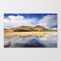Loch Cill Chriosd Canvas Print