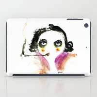 Mme Zuzu iPad Case