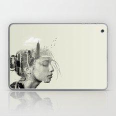 Reflection, New York City Laptop & iPad Skin