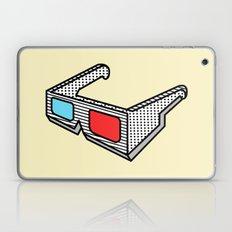 3d glasses Laptop & iPad Skin