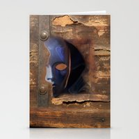 The Mask /   Stationery Cards