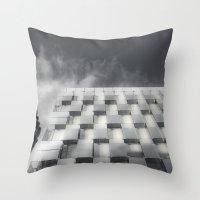 Builds 4 Throw Pillow