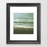 Sea You There Framed Art Print