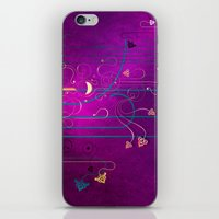 Doodling iPhone & iPod Skin