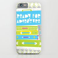 Ready For Adventure iPhone 6 Slim Case