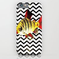 iPhone Cases featuring Fish X by Mr and Mrs Quirynen
