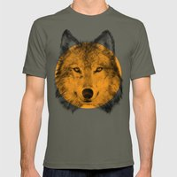 Wild 7 - by Eric Fan and Garima Dhawan Mens Fitted Tee Lieutenant SMALL
