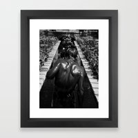 For All To See Framed Art Print
