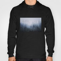 Misty fantasy forest. Hoody
