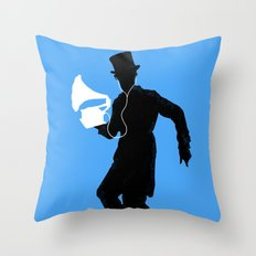 iVintage Throw Pillow