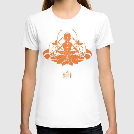Opening the higher state of consciousness T-shirt
