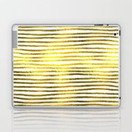 Laptop & iPad Skin featuring Golden Touch IV by Better HOME
