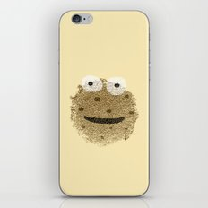 Cookie Monster iPhone & iPod Skin