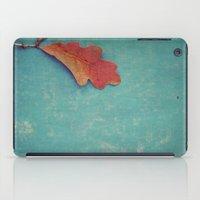 Autumn Color, Autumn Lig… iPad Case
