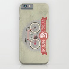 Born To Cycle iPhone 6s Slim Case