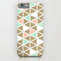 Colored Triangles iPhone 6 Slim Case