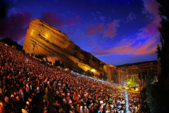 red rocks online