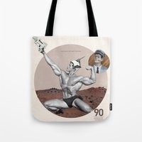 Arnie - Total Recall Tote Bag