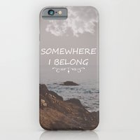 Somewhere i belong iPhone 6 Slim Case