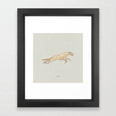 MYNDE Framed Art Print