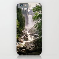 Yosemite Waterfall iPhone 6 Slim Case