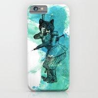 Carnival Bear Time Traveler iPhone 6 Slim Case