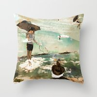 CLOUDWALKERS ONE Throw Pillow