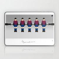 Table Football - Barcelo… Laptop & iPad Skin
