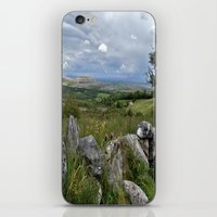 Slowly the Landscape Changes.... iPhone & iPod Skin