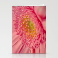 Pink Germini. Stationery Cards