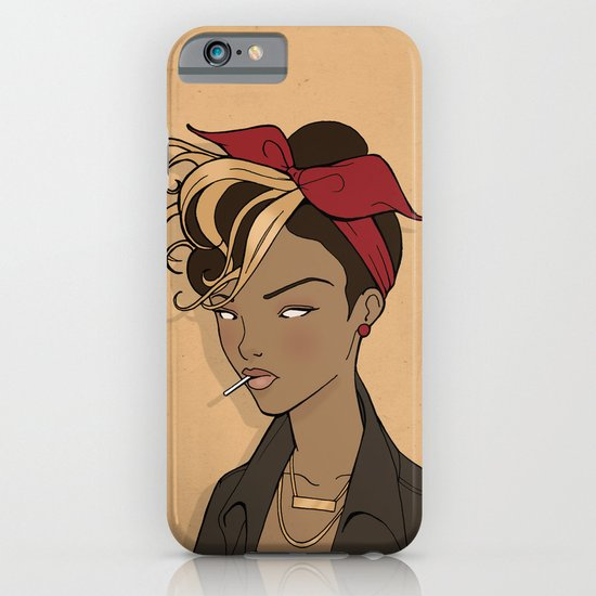 Out come the wolves iPhone & iPod Case