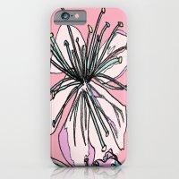 Pink Flower iPhone 6 Slim Case