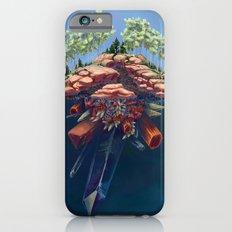 Subterranean Structures Slim Case iPhone 6s