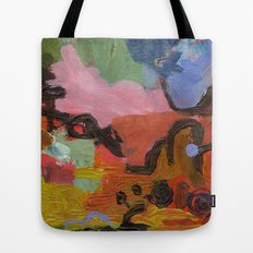 ColourAbstract Tote Bag