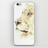 The Lion iPhone & iPod Skin