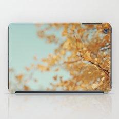 Ginkgo #6 iPad Case