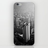 What is to come:  We have been warned  iPhone & iPod Skin