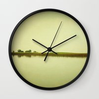 State of Wonder Wall Clock