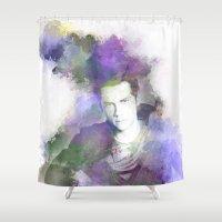 Stiles Shower Curtain