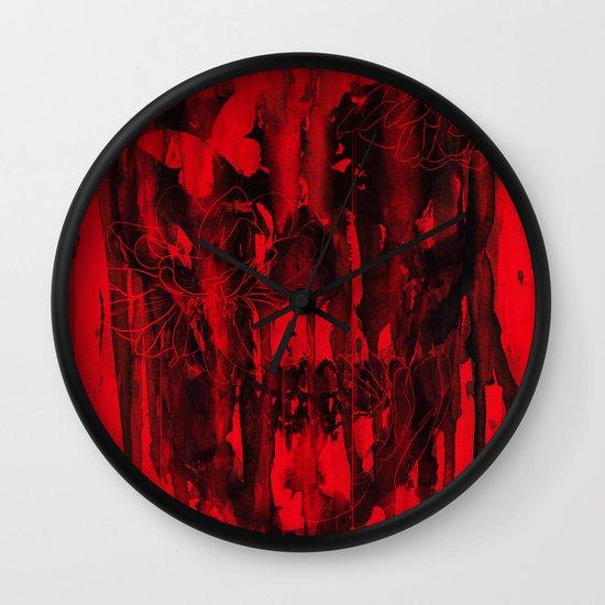 Birth of Oblivion Wall Clock