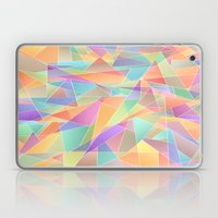 The Geometric Glass Shatter Laptop & iPad Skin