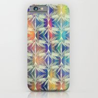 iPhone & iPod Case featuring Tropical Mood 2 pattern by Klara Acel