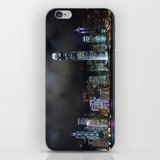 Hong Kong Skyline iPhone & iPod Skin