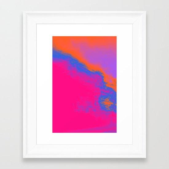 815 Framed Art Print