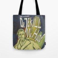 Dr. Jekyll & MrHyde Tote Bag
