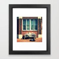 Spirit of Nashville Framed Art Print